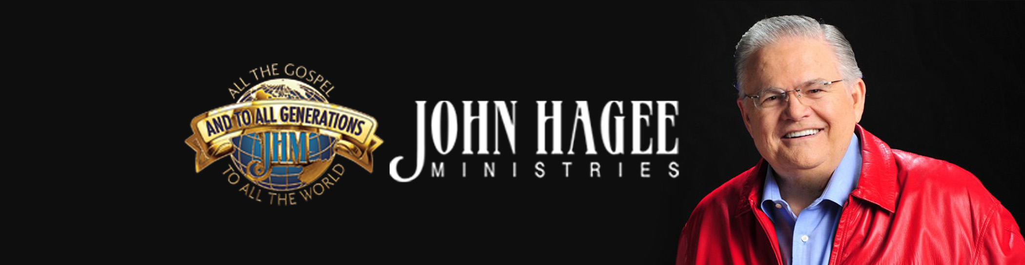 John Hagee Ministries Pastor John C. Hagee is the founder and Senior Pastor of Cornerstone Church in San Antonio, Texas.